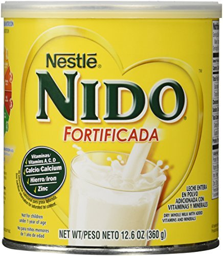 Nestle Nido Instant Dry Whole Milk - 12.6oz - 1