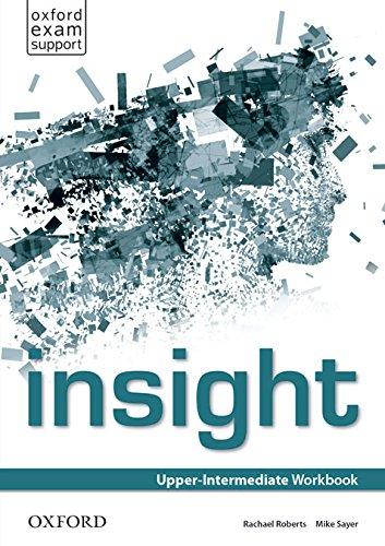 Insight Upper-Intermediate: Work Book