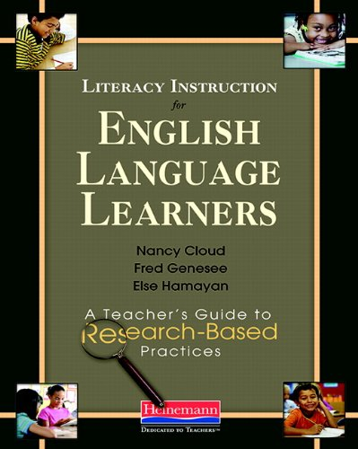 Literacy Instruction for English Language Learners: A...