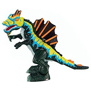 Amazon.com: Fisher-Price® Imaginext Mega Spinosaurus: Toys & Games