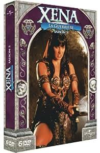 Xena la guerrière, saison 5 - Coffret 6 DVD