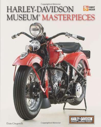 Harley-Davidson Museum Masterpieces (First Gear)