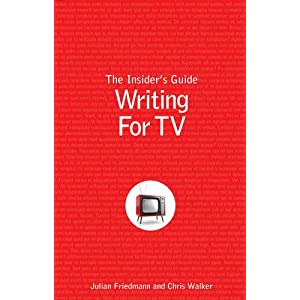 Image: Cover of The Insider's Guide to Writing for Television