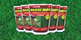 Canada Green Grass Seed 500g x 5 Packs. Bulk Offer. Coverage upto 117.5 Sq Metres