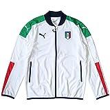 プーマ(PUMA) イタリア代表 FIGC ITALIA スタジアムジャケット ホワイト 748849 03 (インポートL)