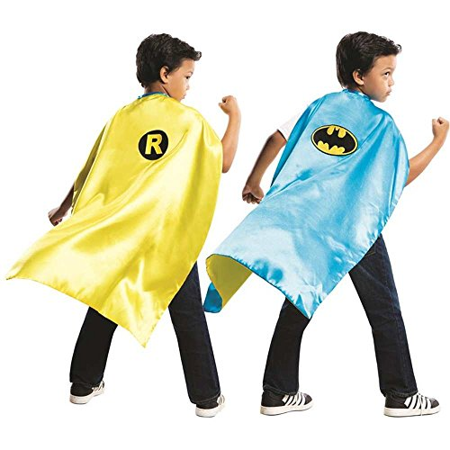 DC Originals Batman & Robin Reversible Kids Cape - Medium