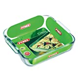 Pyrex Multipurpose Square Roaster 21 cm x 21 cm