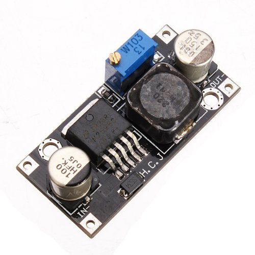 Dc 3V - 40V To Dc 1.5V - 35V Adjustable Step Down Power Supply Module