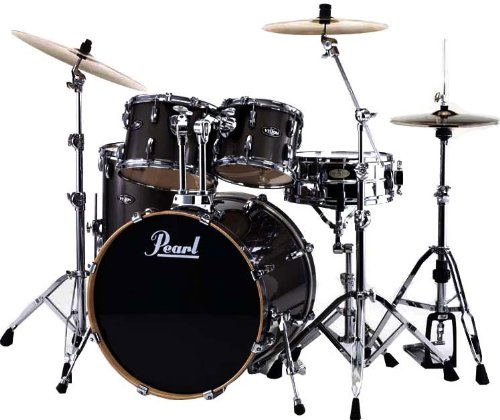 pearl drum set: Pearl VBL905P/C Vision Birch Lacquer 5-Piece