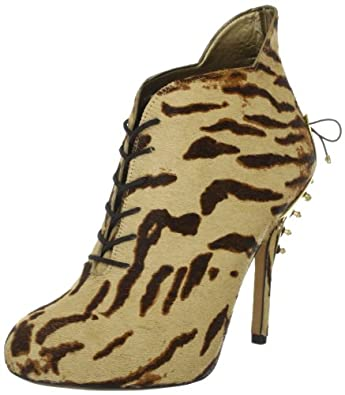 Sam Edelman Women's Elsa Bootie,Tan Tiger,6.5 M US