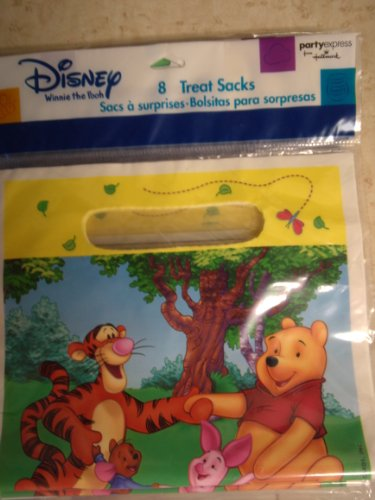 Winniw the Pooh Treat Sack - 1