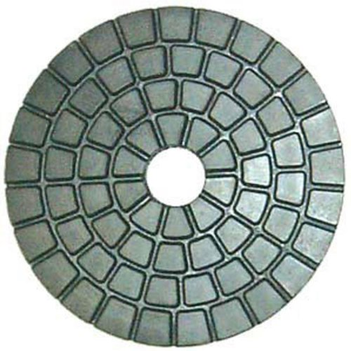 Cyclone Hurricane 4 Inch Wet Resin Polishing Pads -- Black Buff Grit (Cyclone Polisher compare prices)