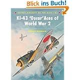 Ki-43 Oscar Aces of World War 2 (Aircraft of the Aces)