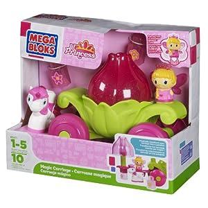 Mega Bloks MB Little Princess  Magic Carriage