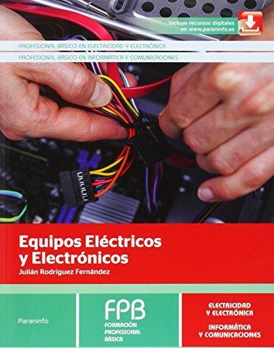 Equipos eléctricos y electrónicos (Electricidad Electronica)