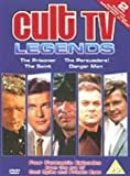 Cult TV Legends: The Prisoner/Persuaders/The Saint/Danger Man [DVD]