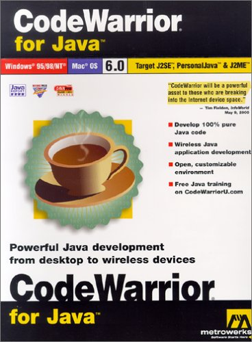 CodeWarrior Pro for Java 6.0