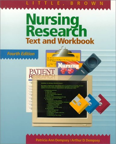 Nursing Research: Text And Workbook