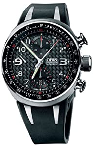 Oris Tt3 Men 67475877264rs Nero Cronografo Quadrante