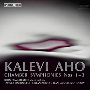 Chamber Symphonies Nos 1-3