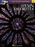 Hymn Favorites (Easy Piano CD Play-Al...