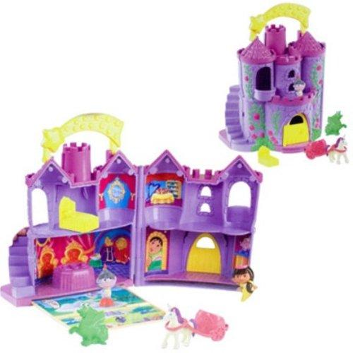 Dora Let'S Go Adventure Fairytale Castle