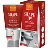 VLCC Shape Up Chin and Neck Firming Cream, 100g