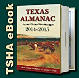 Texas Almanac 2014-2015 - EBook on DVD