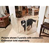 Carlson Extra-Tall Flexi Pet Gate