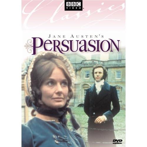 Persuasion (BBC, 1971) movie