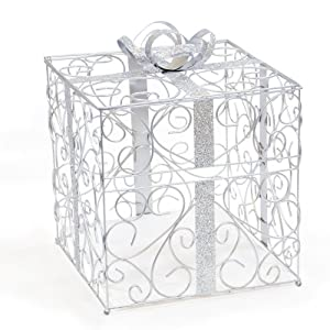 Wedding Gift Card Box Amazon : Cathys Concepts Reception Gift Card Holder: Amazon.ca: Home & Kitchen