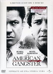 American Gangster(3 Dvd+Libro) (Ltd)