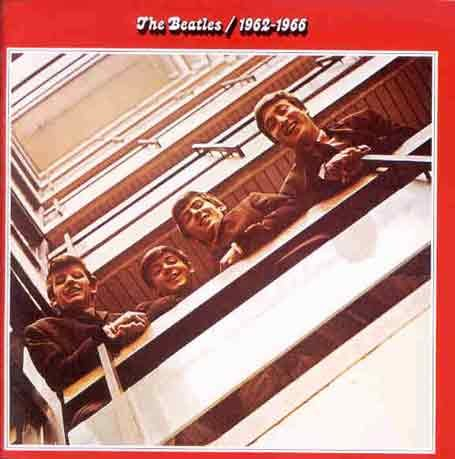 The Beatles - 1962-1966 _ The Red Album - Disk 1 - Zortam Music