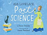 img - for Ada Lovelace, Poet of Science: The First Computer Programmer book / textbook / text book