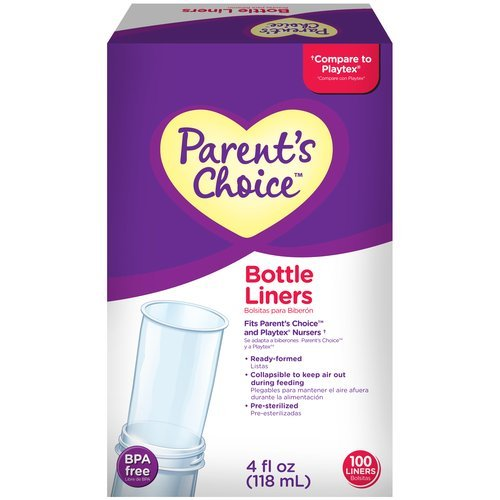 Playtex Bottle Liners front-594545