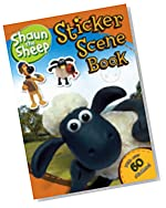 Shaun the Sheep: Sticker Scene Book