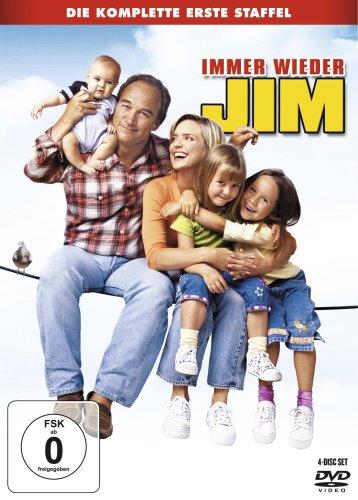 Immer wieder Jim - Die komplette erste Staffel [4 DVDs]