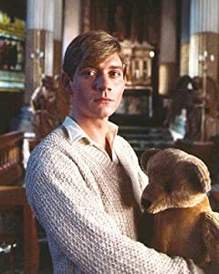 ANTHONY ANDREWS 8x10 PHOTO WITH TEDDY