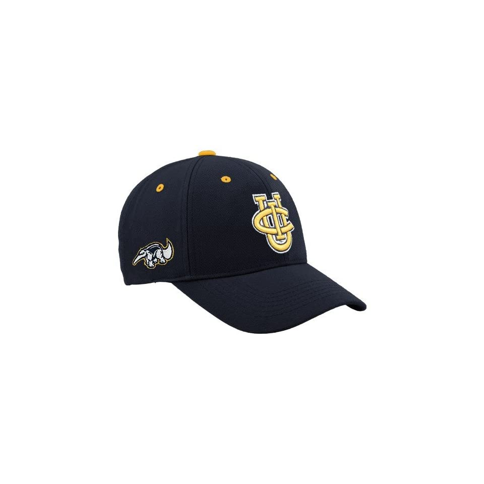 82b8461e3d8 Top of the World UC Irvine Anteaters Navy Blue Triple Conference Adjustable  Hat