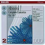 Albinoni: Complete Concertos Op.5 & Op.7 (2 CDs)