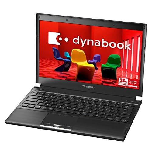 中古パソコン Windows7 東芝 ダイナブック PPR3TM4ECMRNG RX3 Corei5 2.4Ghz メモリー2GB LAN口ゆるい ダイナブック ノートパソコン