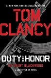 img - for Tom Clancy Duty and Honor (A Jack Ryan Jr. Novel) book / textbook / text book