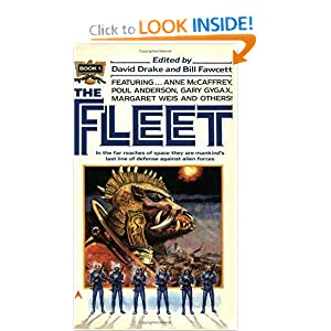 The Fleet Book One by Various, David Drake and Bill Fawcett