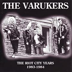 The Riot City Years 1983-1984