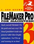 FileMaker Pro 3: For Macintosh (Visua...