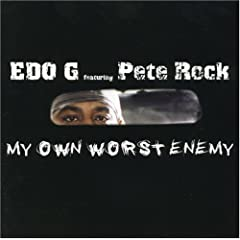 Cover: EDO G - My Own Worst Enemy
