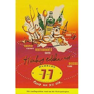 eBook Cover für  Hamburg von Sieben bis Sieben 7 7 Kulinarische Hits und Trends Mit Ausflugzielen rund um die Metropolregion Hamburg erleben rund um die Uhr