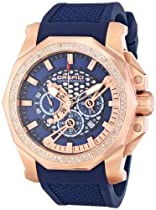 Orefici Unisex ORM2C4806D Gladiatore Diamonds Strong Bold Powerful Italian Watch