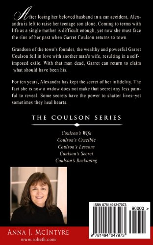 Coulson's Lessons: Volume 3 (The Coulson Series)