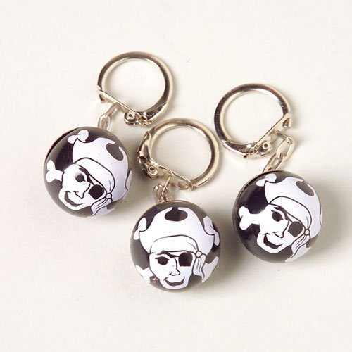 Pirate Key chains (12 ct) - 1